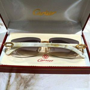 Other - Vintage Cartier Sunglasses